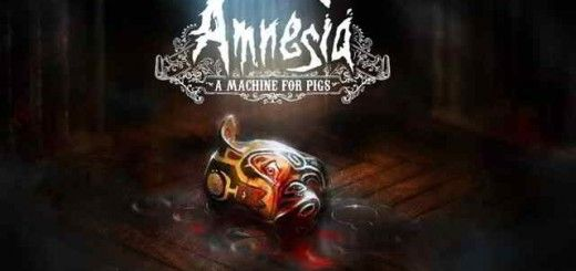 Amnesia A Machine for Pigs все плохо