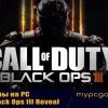 Black Ops III Reveal дата выхода на PC ПК