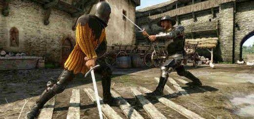 Kingdom Come: Deliverance средневековье на PC