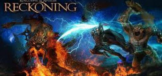 Kingdoms of Amalur Reckoning 3D RPG