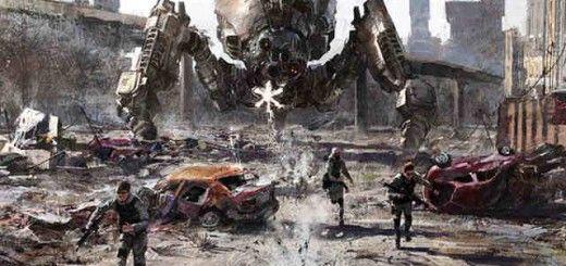 Outrise большие плохие роботы